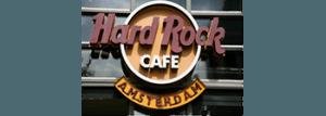 Klant Hardrock Cafe