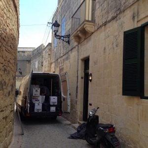 verhuizen naar malta
